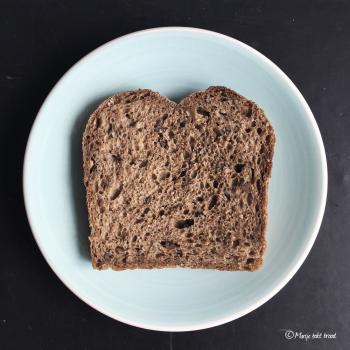 Ralph Whole wheat bread first slice