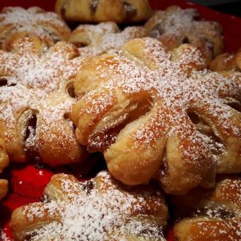 Risto Raski Sourdough rough puff pastries second slice