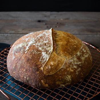 Shiva Sourdough bread second overview