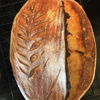 Sir Ryes-a-Lot Bread first overview