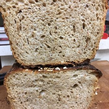 Sour McMurray Sourdough Breads second slice