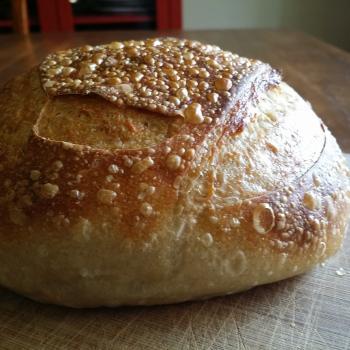 Spokan Bread second slice