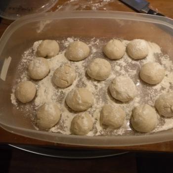 St John's Sourdough Flour Tortillas first overview