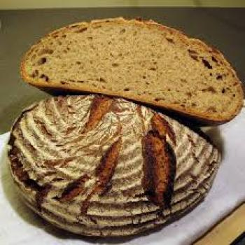 Sure Rugnar Sourdough Rye Bread first slice