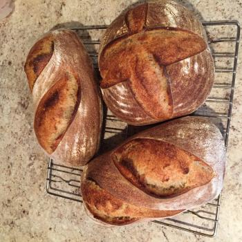 Tallulah Bread second slice
