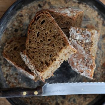 The Sourdough School  Breads second slice