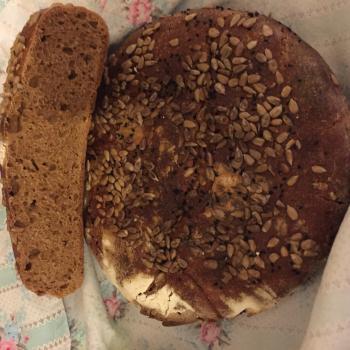 Tulin's Foccacio second slice