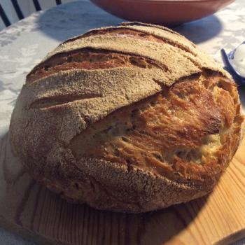 Väinämöinen Bread loaves first overview