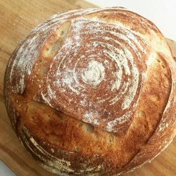 White Sour Dough  second overview