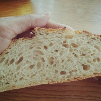 Wildy Bread second slice