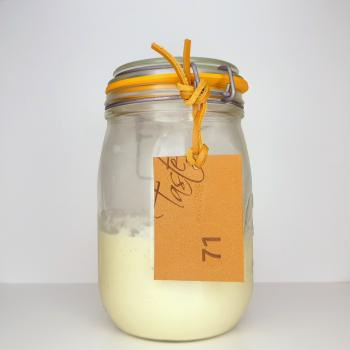 # 71 SFBI liquid sourdough recipe
