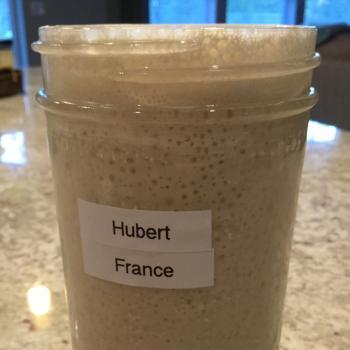 Hubert jar shot