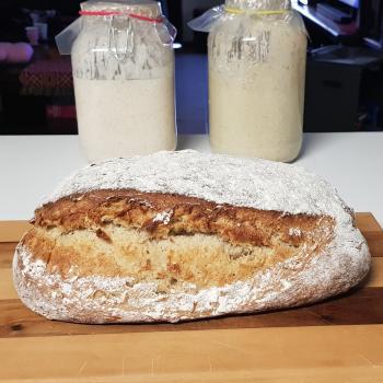 Living Bread  recipe