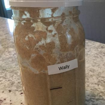 Wally Wheat jar shot